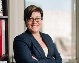 Ottawa Labour Lawyer Kim Patenaude