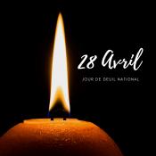 28 Avril, Jour de deuil national